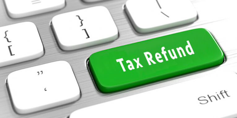 tax return, how much do you get back in taxes
