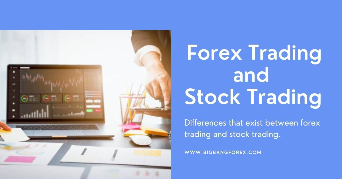 forex trading and stock trading